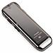 飛利浦 學習記錄高清觸摸微型數字降噪錄音筆 (黑色) 8G  VTR6600