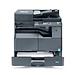 京瓷 黑白数码复印机 单纸盒+双面送稿器+双面器+网络+工作台  TASKalfa2211