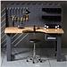 吳俚 工作臺(不含凳子) (櫸木) W1500*D750*H800mm  WL-1907GT