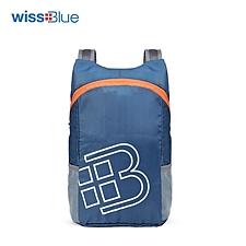 維仕藍 傾風輕量折疊背包 (藍色) 28*14*41cm  WB1181-G∕B
