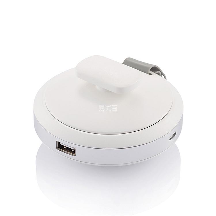 XDDESIGN 吸窗式太陽能充電器 (白色)  018-241