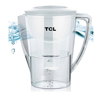 TCL 超强净化水壶0.65L  TJ-HUF101A