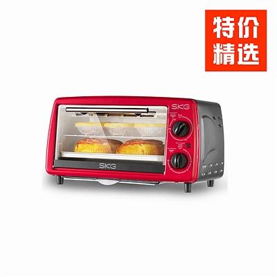 SKG 电烤箱 12L  KX1709
