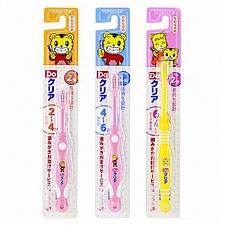 巧虎 兒童牙刷0-2歲 3支/組