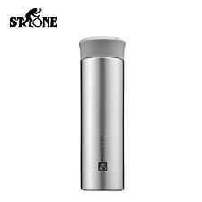 司頓 流光系列真空隨手杯 (金屬本色) 6.3*6.3*20.8cm  STY126SG