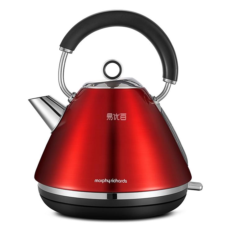 摩飞 电水壶 (红色) 220V/50HZ/1850W  MR7076A
