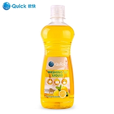 O-Quick 檸檬味洗潔精 500ml  O-Quick-001