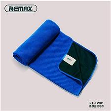Remax 冷感运动毛巾 (蓝色) 30*90cm  RT-TW01