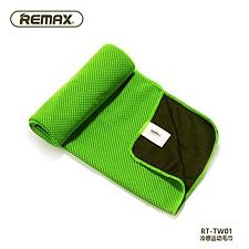 Remax 冷感运动毛巾 (绿色) 30*90cm  RT-TW01