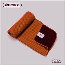 Remax 冷感运动毛巾 (橙色) 30*90cm  RT-TW01