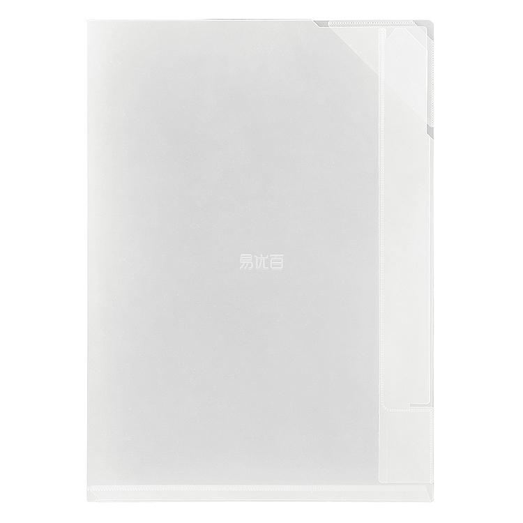 国誉 易匠 防掉落文件保护套 (透明) A4 10个/包  YJ-E750