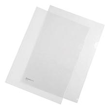 齐心 文件保护套 (透明) A4  E310