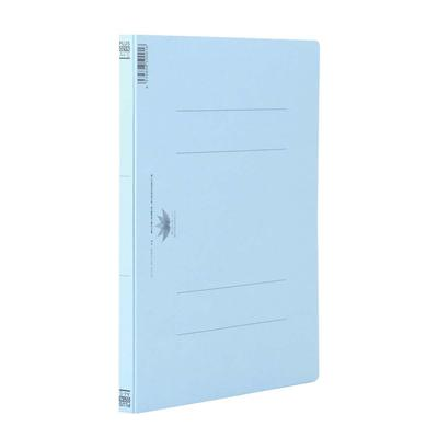 普乐士 纸质装订文件夹 (宝蓝) A4  C78-031