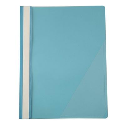 齐心 2孔装订文件夹 (蓝) A4  LW320-X