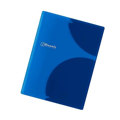 喜利 Bloomin会议商务资料文件夹 (水蓝) A5  F-7735-8