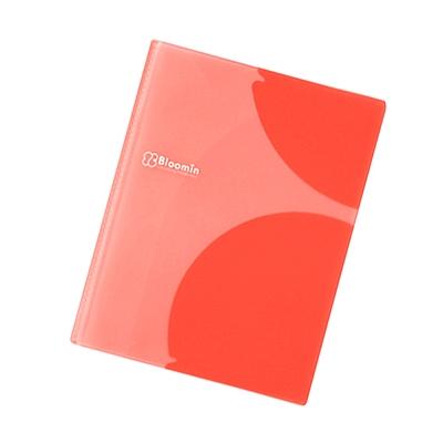 喜利 Bloomin会议商务资料文件夹 (宝石红) A4  F-7736-3