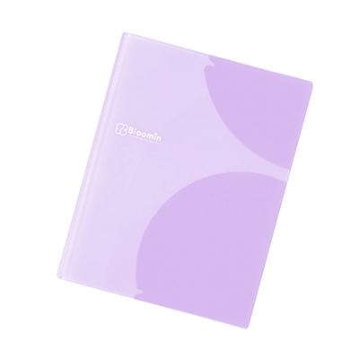 喜利 Bloomin会议商务资料文件夹 (薰衣草) A4  F-7736-10
