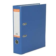 国誉 半包胶档案夹量贩(夹具已安装) (蓝) A4 3寸10个/包  W-FUAL290B