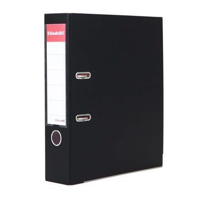 易达 半包胶档案夹 (黑) A4/3寸  27107