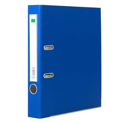 吉丽 半包胶档案夹 (蓝) A4/2寸  G3000