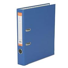 国誉 半包胶档案夹 (蓝) A4/2寸  W-FUAL280B