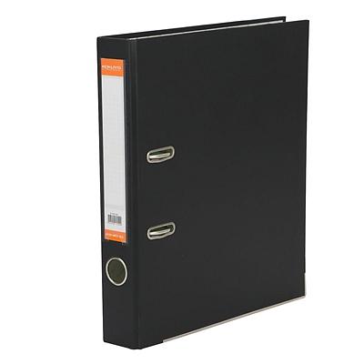 国誉 半包胶档案夹 (黑) A4/2寸  W-FUAL280D