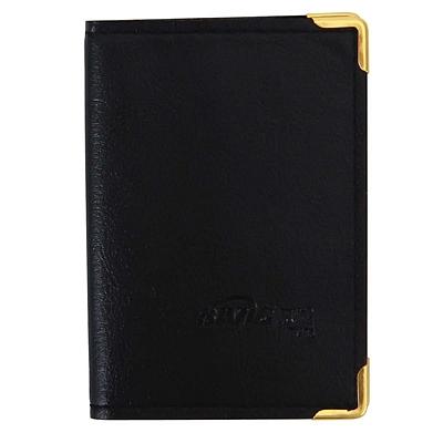 思域 软皮名片册 (黑) 一段一格(单面)/36枚  EL36