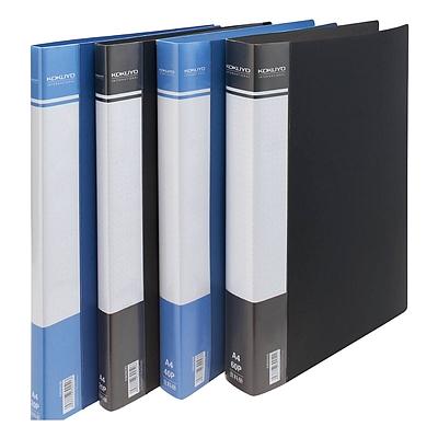 国誉 资料册量贩 (蓝) 10本/包 20袋  EB0903B