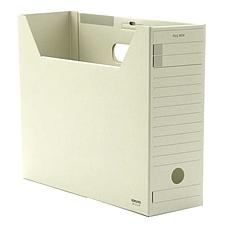 国誉 进口纸质文件盒 (灰) A4  A4-LFJ-M