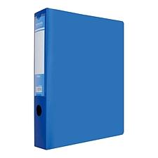 国誉 粘扣档案盒 (蓝) A4  EB0909B