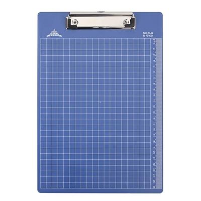杰丽斯 书写板夹 (蓝)  NO.8042