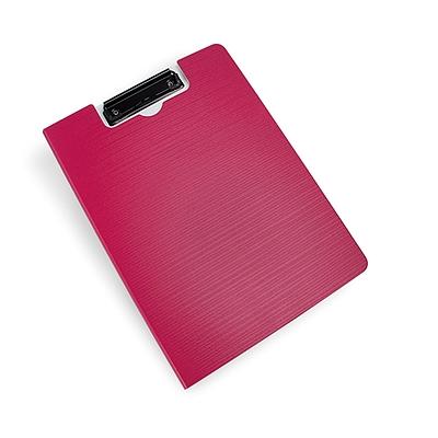 树德 彩虹直板夹 (红) A4 竖式  U6132