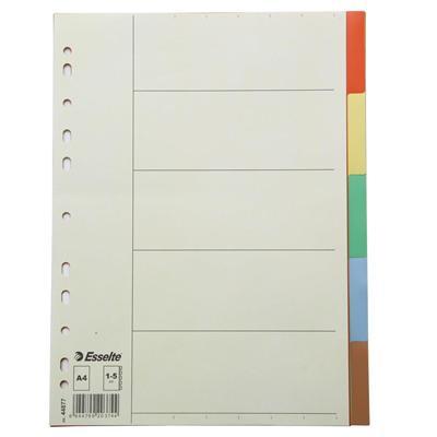 易达 彩色胶质分类索引 (彩色) 5级  44877