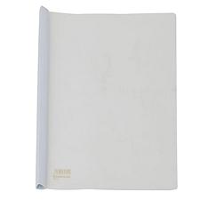 齐心 加宽抽杆文件夹 (白) A4  Q312-X