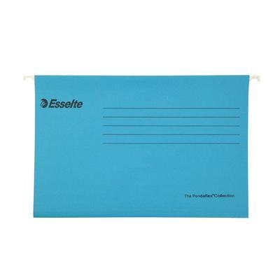 易达 快捞文件袋 (蓝) FC 25个/盒  393113