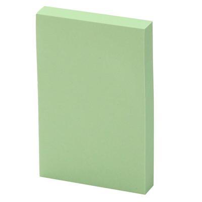 易可贴 便条纸 (绿) 50*76mm  A2002