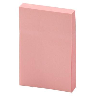 易可贴 便条纸 (粉红) 50*76mm  A2003