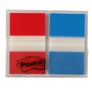 3M 指示标签 (红/蓝) 44*25mm  680-2PK-1
