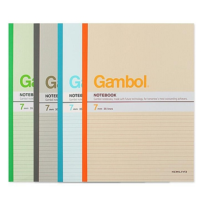 渡边 无线装订笔记本 (混色) A5/60页  WCN-G5607