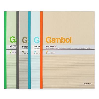渡边 无线装订笔记本 (混色) A5/80页  WCN-G5807