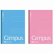 國譽 Campus無線裝訂筆記本(經典系列) (混色) A5/40頁  WCN-CNB3410