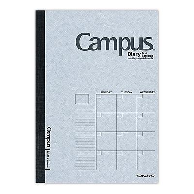 国誉 Campus万用日程本 (灰) A6/24页  NI-CF221N