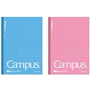 国誉 Campus无线装订笔记本(经典系列) (混色) A5/100页  WCN-CNB3110