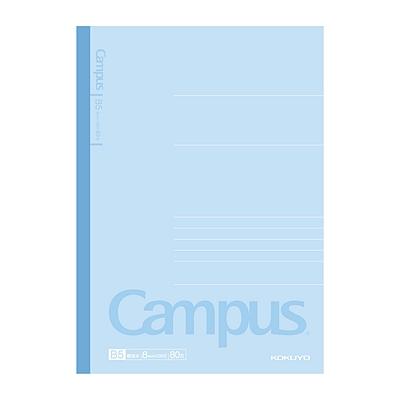 国誉 Campus无线装订笔记本(经典系列) (浅蓝) B5/80页  WCN-CNB1810N