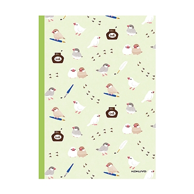 文具鸟无线装订笔记本