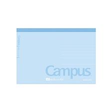國譽 Campus無線裝訂筆記本(橫翻本) (淺藍) A5/40頁  WCN-CNBE3410