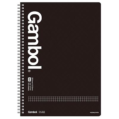 渡边 双螺旋方格笔记本 (黑) B5/50页  WCN-GTN1553