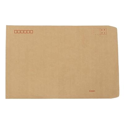 北京 牛皮纸信封 9# 10枚/捆  中式120G