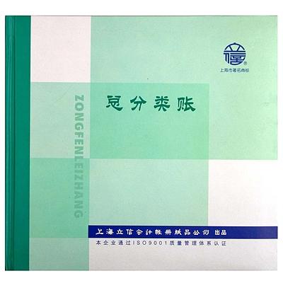 立信 总分类账 24K(190*183mm)  261-D1(丙)