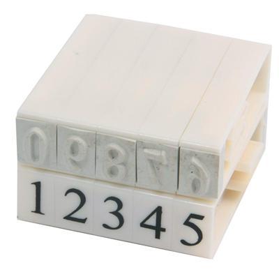 欧帆 组合号码章 中号8*4.5mm  S-3